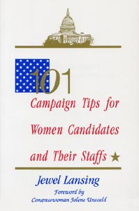 101 Campaign Tips Book Cover & Link
