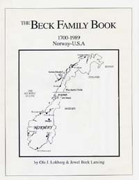 Beck Family Book Cover & Link