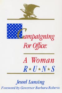 Campaigning For Office Book Cover & Link