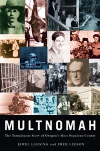Multnomah Book Cover & Link