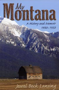My Montana Book Cover & Link